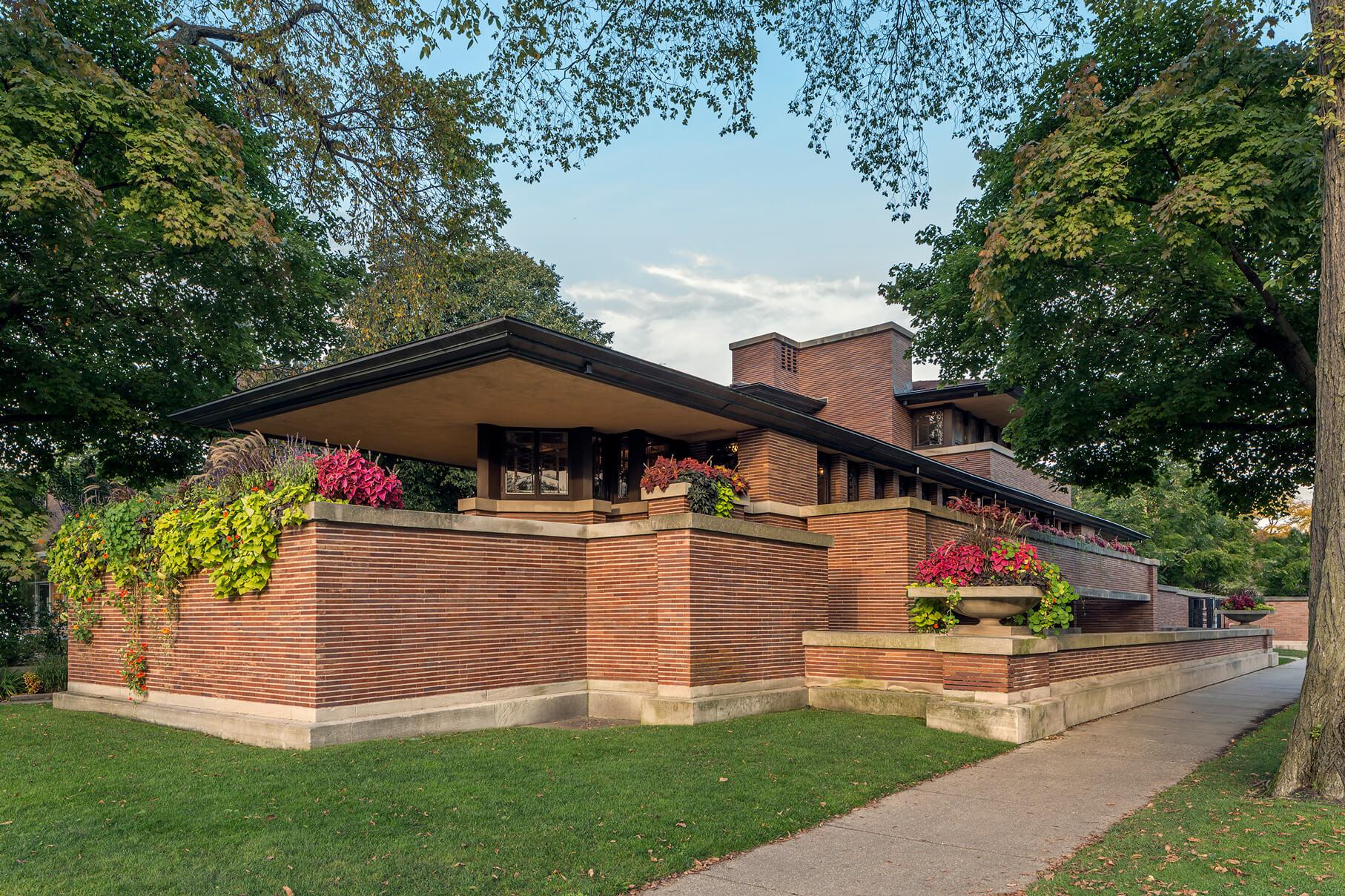 Garden Of K Raku En Frank Lloyd Wright In Japan